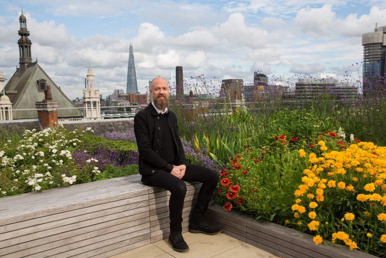 Duncan Speakman. Ambient Literature event, London. 30 June 2016.