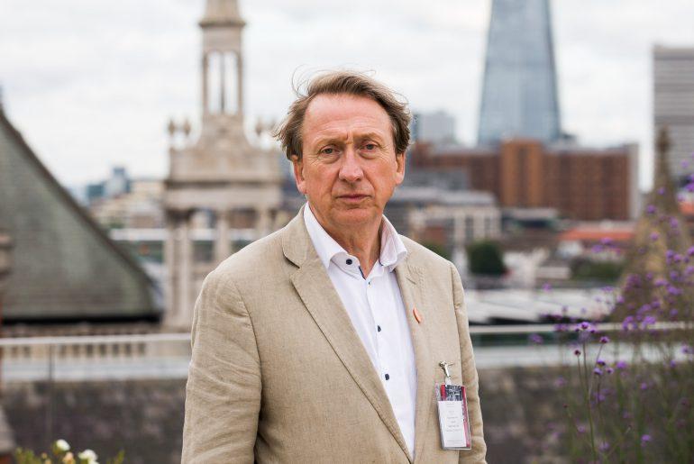 Jonathan Dovey. Ambient Literature event, London. 30 June 2016.