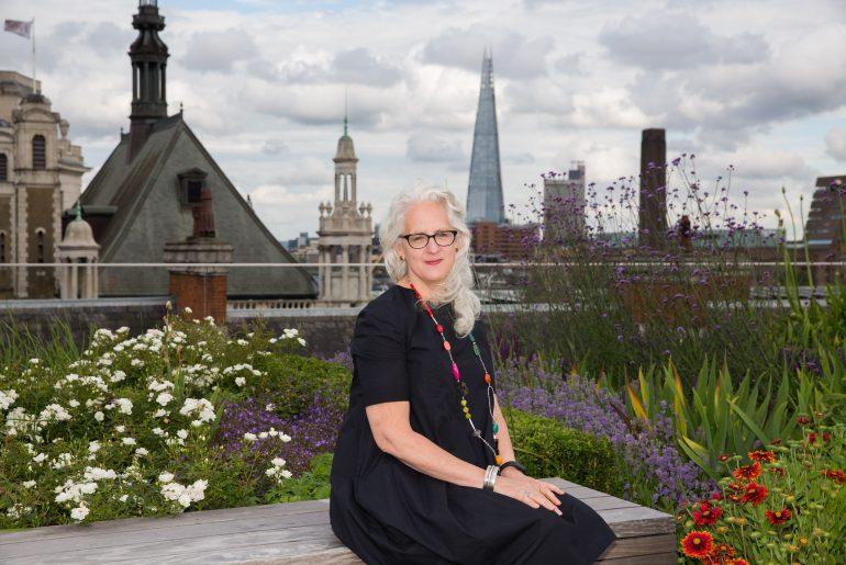 Kate Pullinger. Ambient Literature event, London. 30 June 2016.