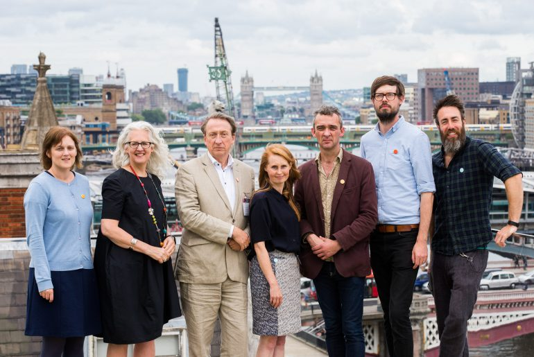 Ambient Literature event, London. 30 June 2016.